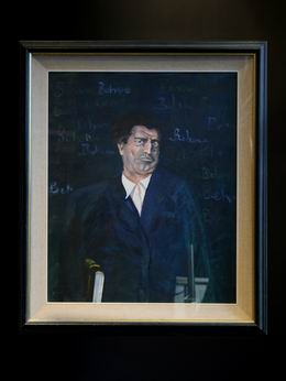 Brendan Behan - Portrait